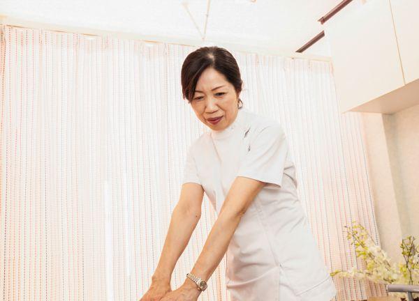 ふた葉鍼灸接骨院のメインビジュアル