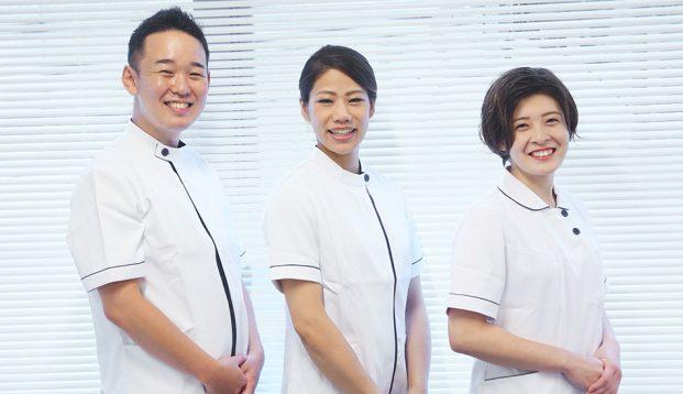 CURE RE 鍼灸・接骨 渋谷青山通りのメインビジュアル