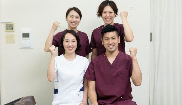 五健鍼灸整骨院 経堂院のメインビジュアル