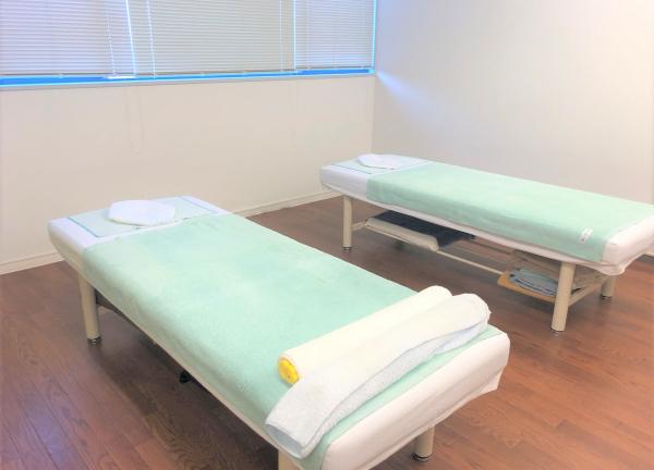 町田まつもと治療院の内観画像