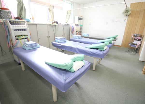 あだち五反野鍼灸整骨院の外観画像