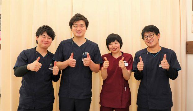 新松戸クラシオン整骨院のメインビジュアル
