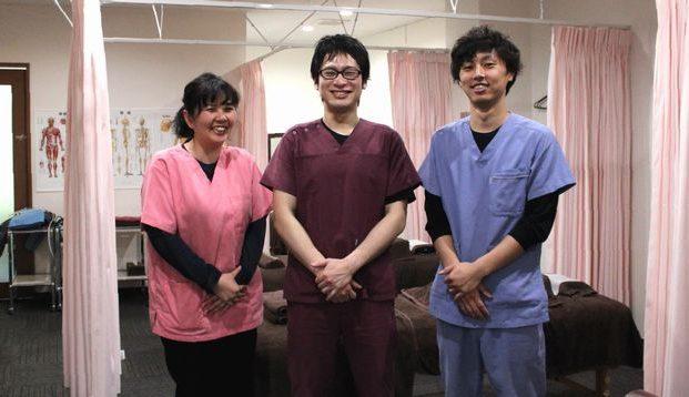 good鍼灸整骨院のメインビジュアル