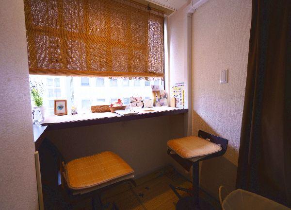 吉宗指圧治療院の待合室画像