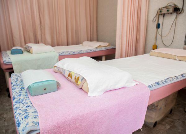 ふた葉鍼灸接骨院の内観画像