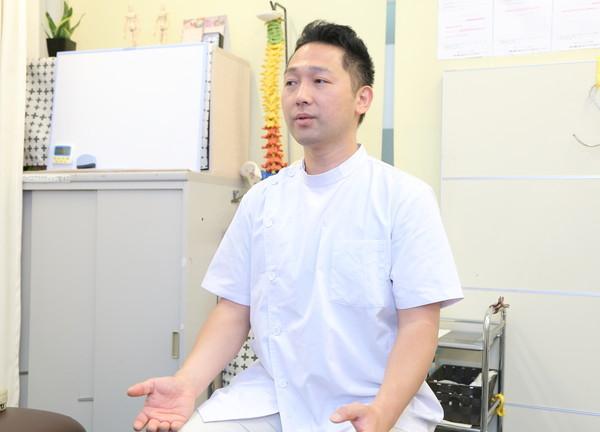 東梅田カイロプラクティック整体院のメインビジュアル