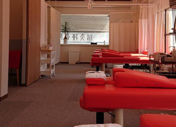 B‐fit鍼灸接骨院の内観画像