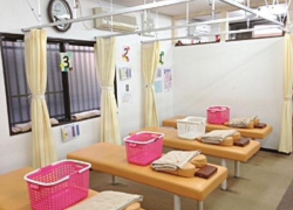 むらかみ整骨院 京田辺の内観画像