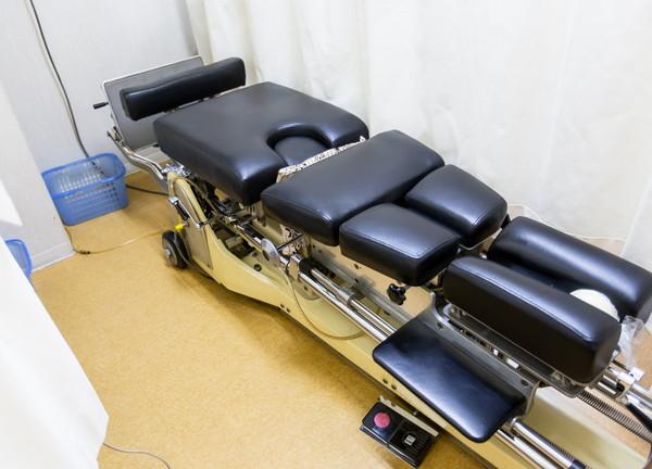 吹田 森脇鍼灸整骨院の内観画像