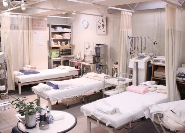 天満鍼灸院の内観画像