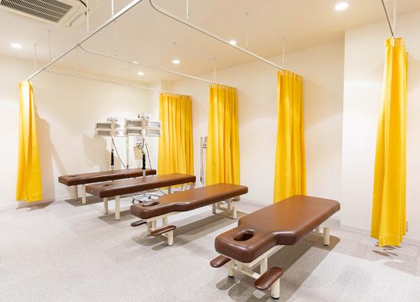 いろはに整骨院・鍼灸院の内観画像