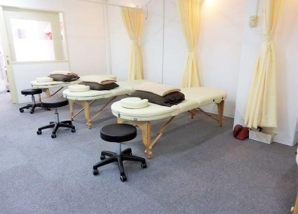 MUGEN鍼灸整骨院の内観画像