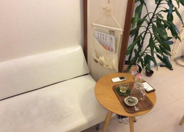 ゲンキ!健康の実の待合室画像