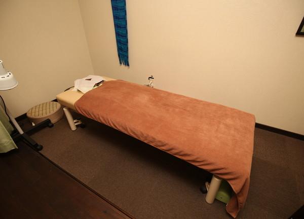 はり きゅう リラクゼーション 治療院 治haruの内観画像