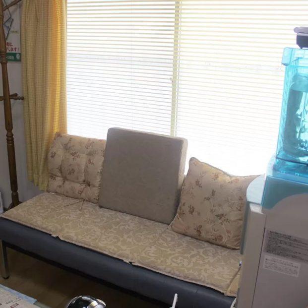 田代治療院の待合室画像