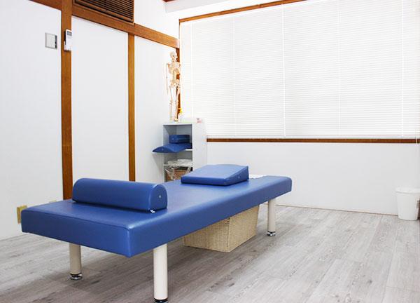 こおし小幡緑地治療院の内観画像