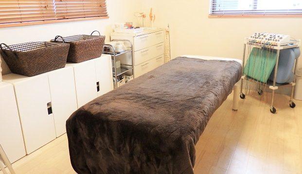 こんど鍼灸治療院の内観画像