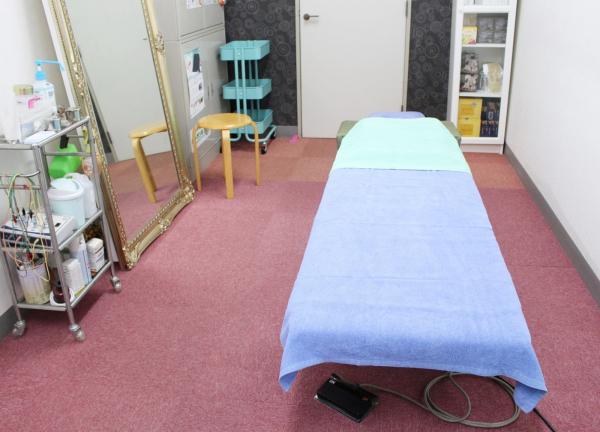 ムネトモ鍼灸院の内観画像