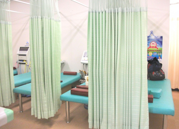 なかしま鍼灸整骨院の内観画像