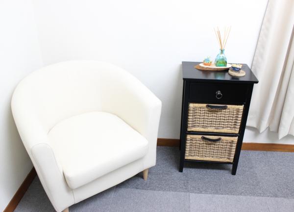 整体治療室 CORAILの待合室画像