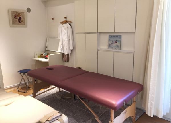 治療院マザーハンドの内観画像