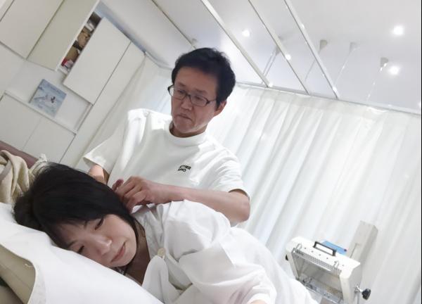 治療院マザーハンドの施術風景画像