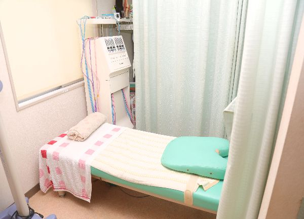 もりもと鍼灸整骨院の内観画像