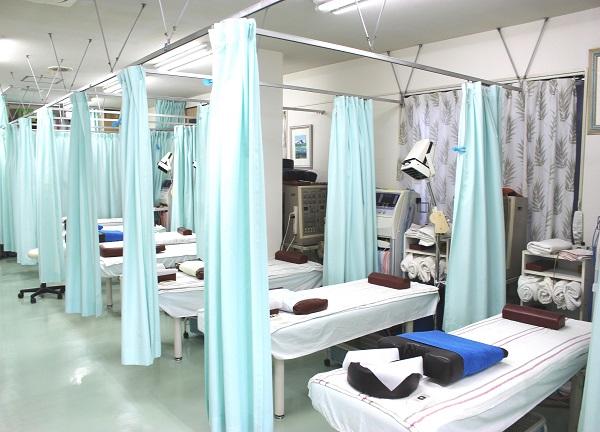 イスクラ鍼灸指圧接骨院の内観画像