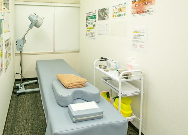 天神ART整骨院・鍼灸院の内観画像