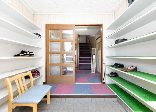 カムイ鍼灸整骨院の待合室画像