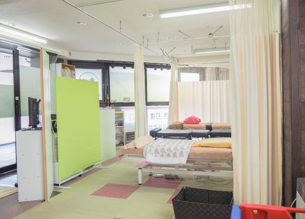 まほら鍼灸院接骨院の内観画像