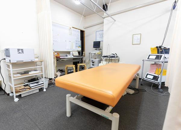 岡山五十肩治療センターの内観画像