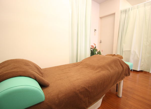 木賀鍼灸整骨院の内観画像
