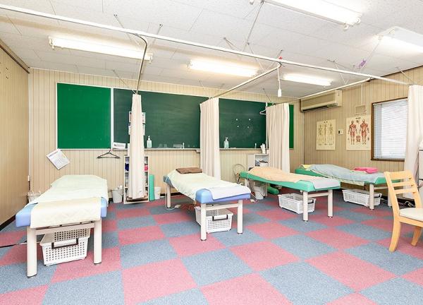カムイ鍼灸整骨院の内観画像