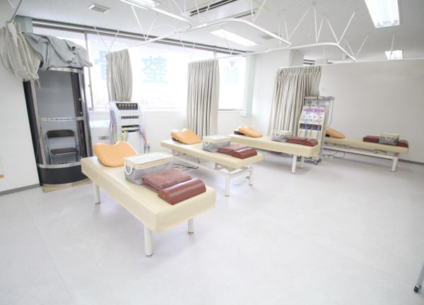 よみうりランド鍼灸整骨院の内観画像
