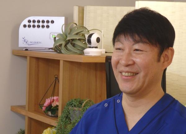 神戸三宮カノン整体院〜自律神経・脳幹活性療術院〜のメインビジュアル