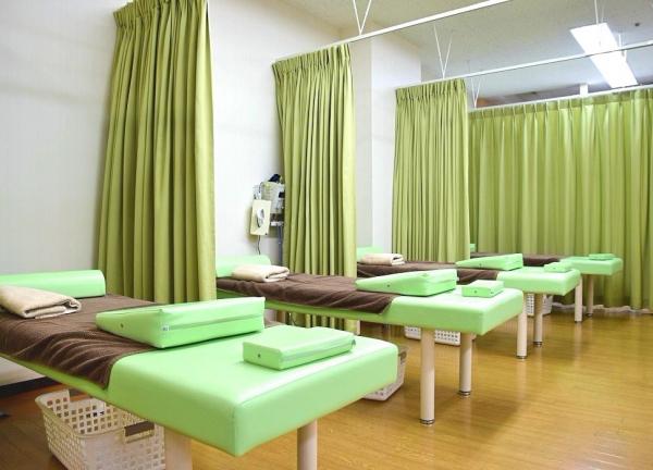 鶴ヶ峰すずらん鍼灸整骨院の内観画像