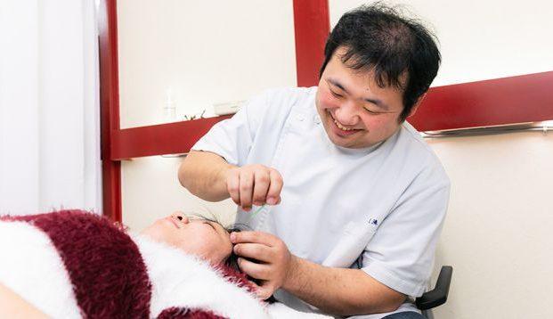 えがお鍼灸整骨院のメインビジュアル