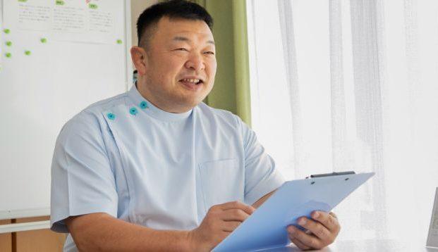 腰痛専門整体院やわらぎのメインビジュアル