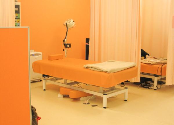 なかよし接骨院・なかよし鍼灸マッサージの内観画像