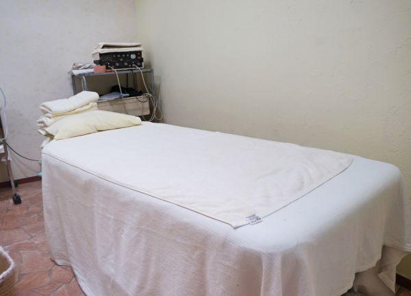 キムラ接骨院の内観画像