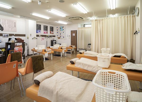 安倍川駅前総合治療院の内観画像