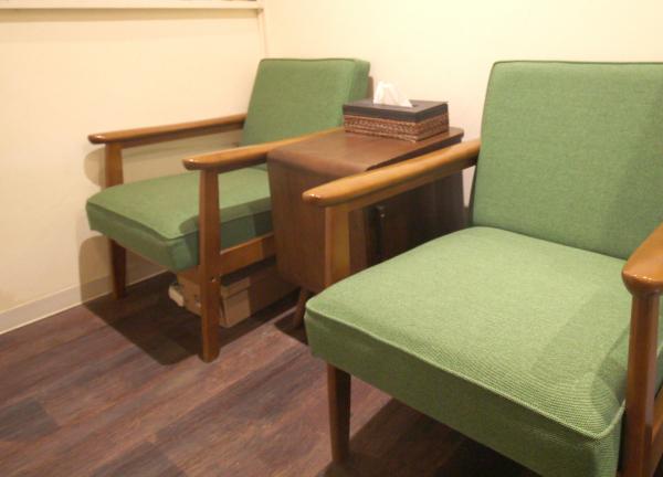 はり灸マッサージ 柿沼治療院の待合室画像