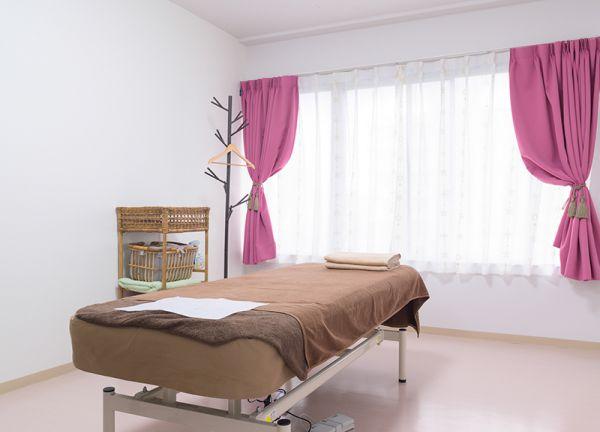 HARICHE鍼灸院の内観画像