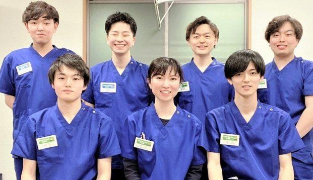 新津名倉堂鍼灸整骨院のメインビジュアル
