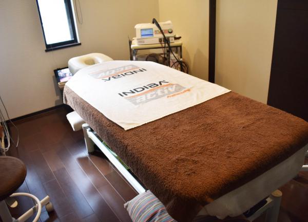 ハレオ鍼灸院の内観画像